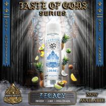 Taste of Gods Legacy 50ml